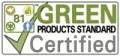 Green Products Standard Certified